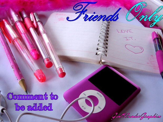 FriendsOnlyBanner(notebookipod)