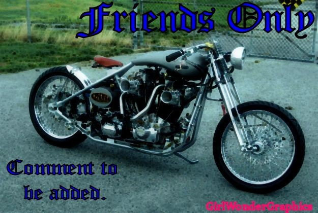FriendsOnly(motorcycle)