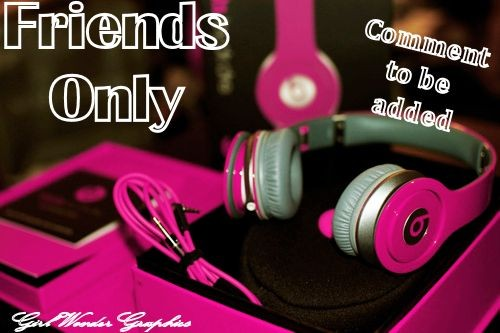 FriendsOnly(beatsaudio)