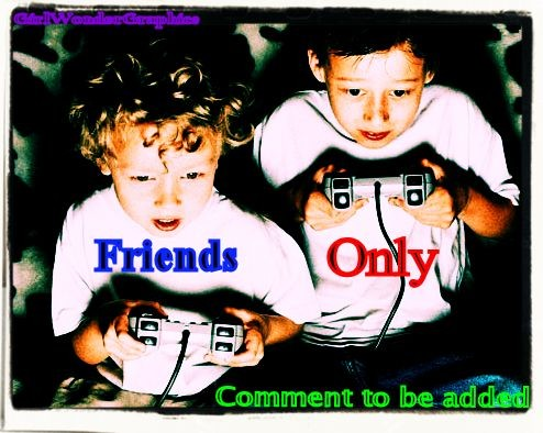 FriendsOnly(littleboysgaming)