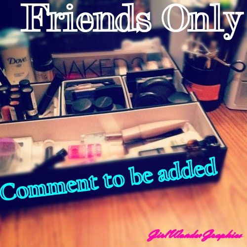 FriendsOnly(makeupbox)