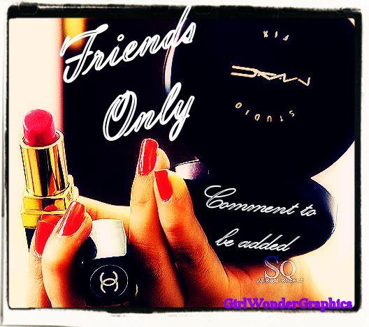 FriendsOnly(MAC&Chanel)