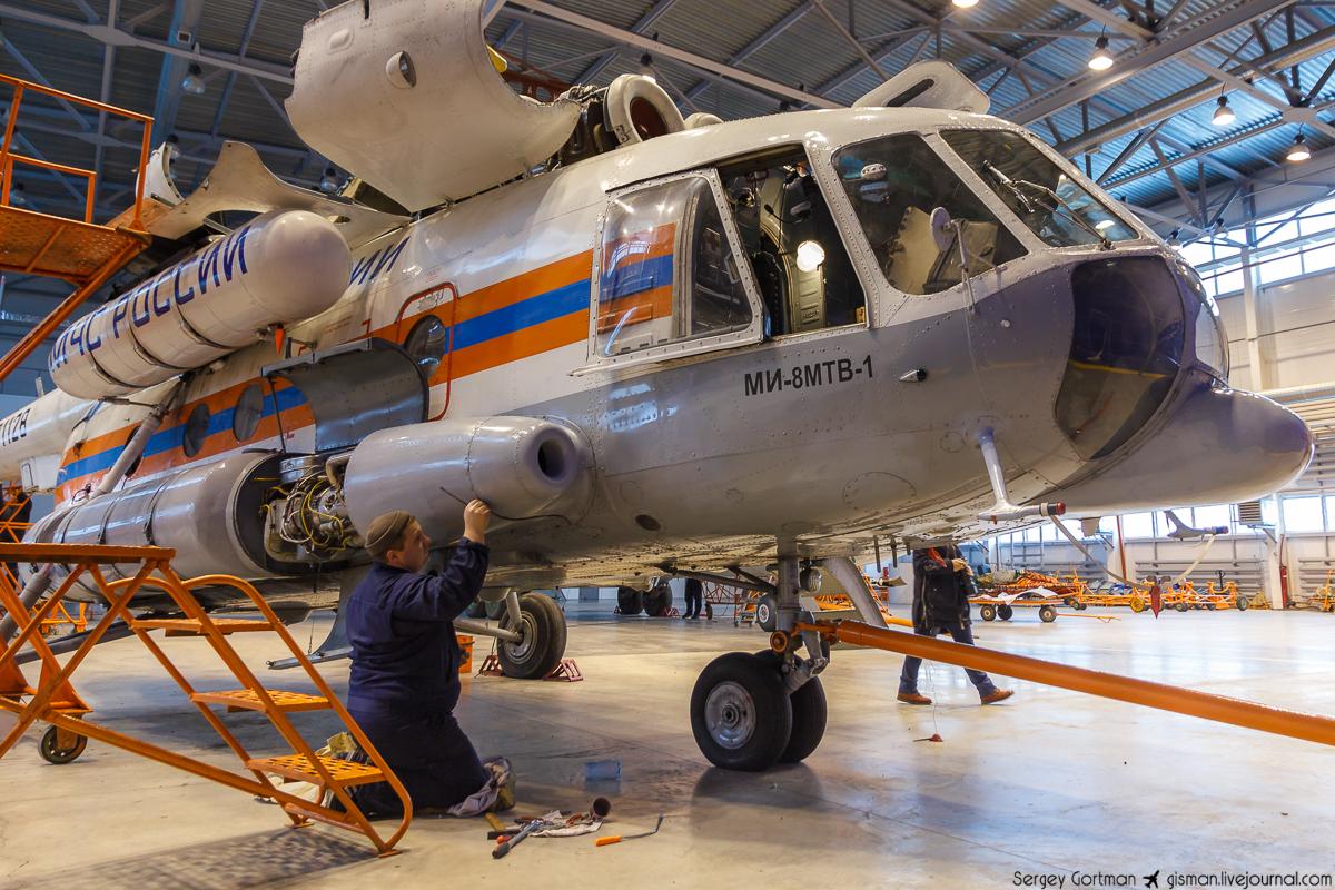 Ми-8 МТВ-1 RF-31128 МЧС