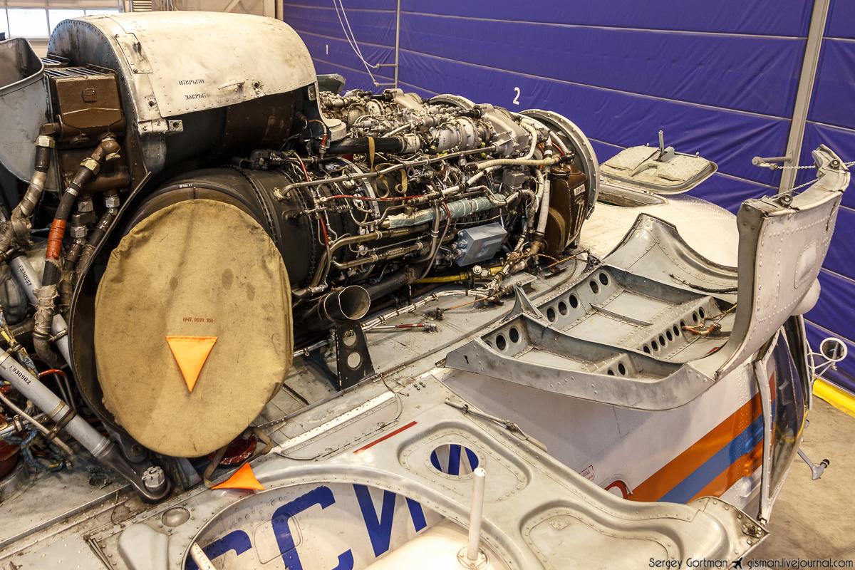 Двигатель ТВ3-117ВМ