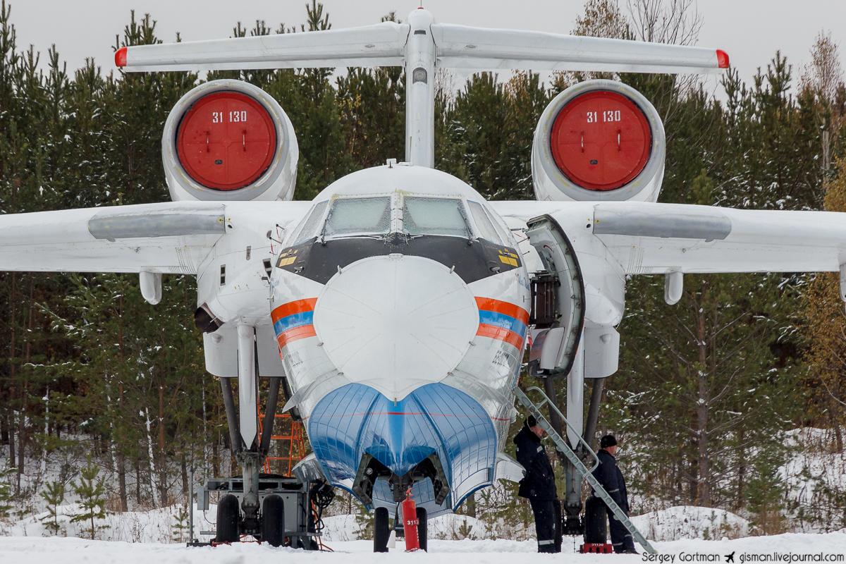 Бе-200ЧС RF-31130 МЧС