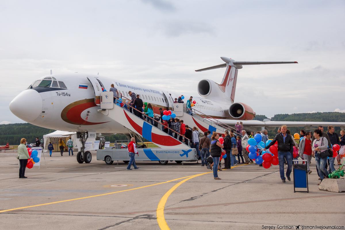 Ту-154м RA-85123