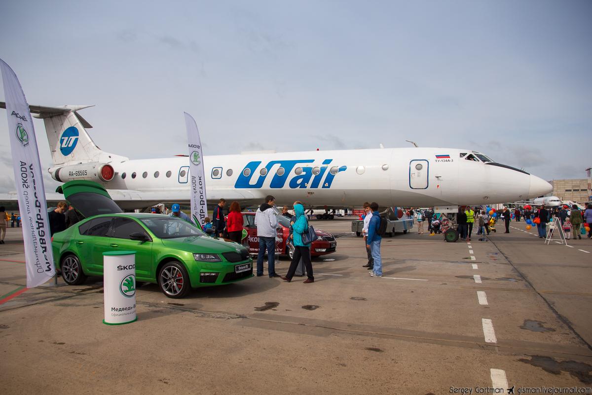 Ту-134А  RA-65565