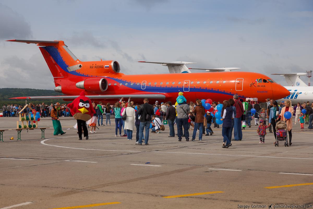 Як-42Д  RA-42340
