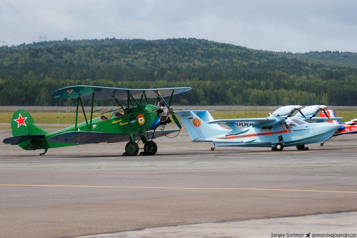 По-2 и Л-42