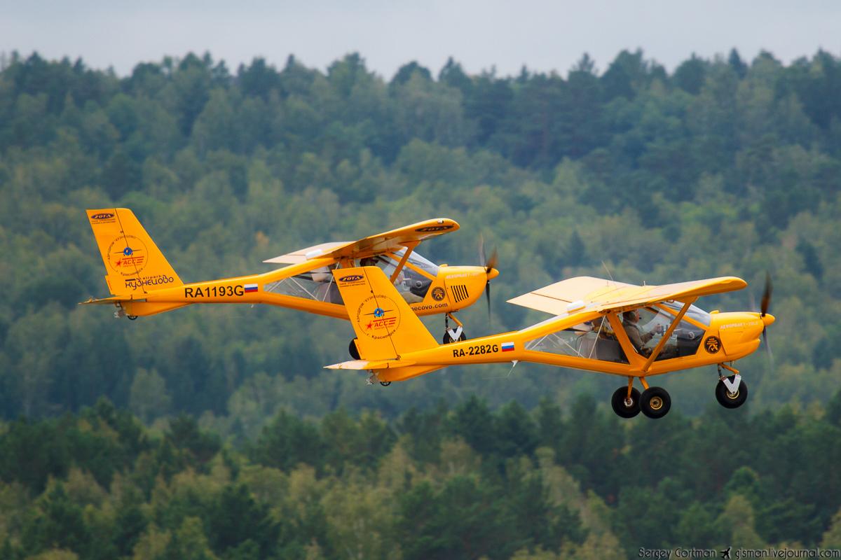 RA-1193G и RA-2282G