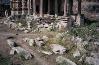 Ruins of Jain temple, Rajasthan