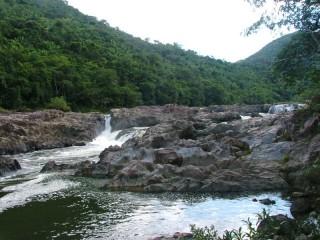 Vaca Falls