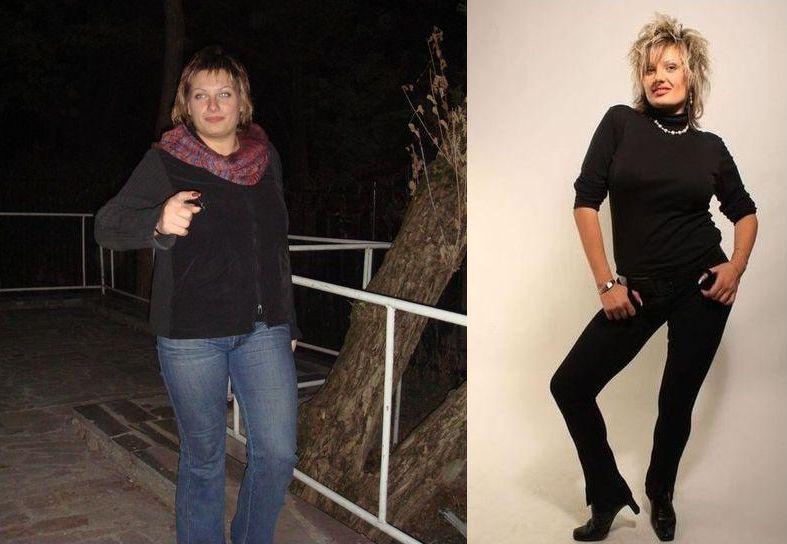 Похудение на сыроедении фото до и после