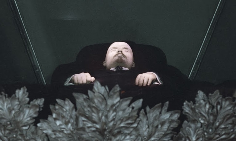 Что осталось от тела Ленина