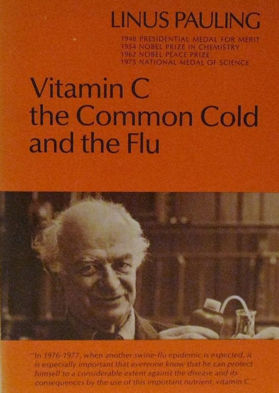 Врачи, хватит кормить пациентов бесполезным витамином-С