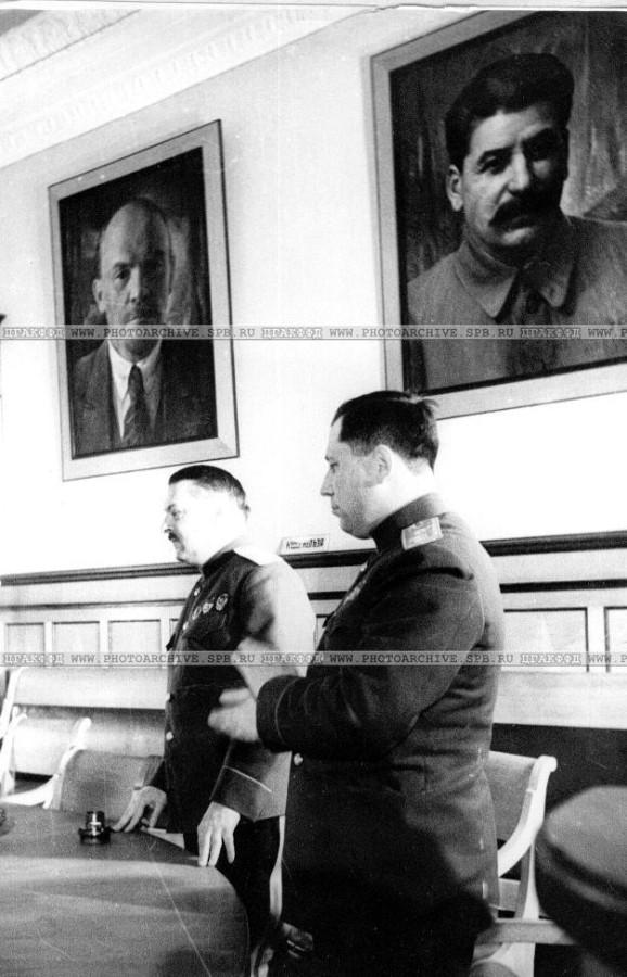 Жданов 1943