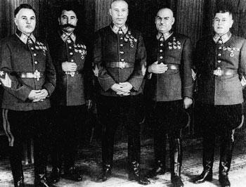 5маршалов