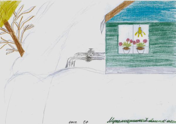 Мухамедшина Алина, 11 лет