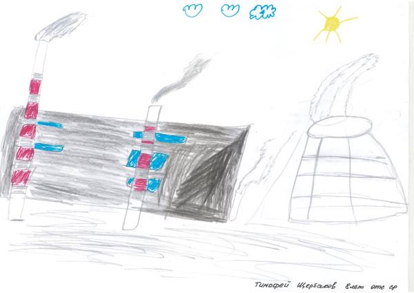 Щербаков Тимофей, 8 лет