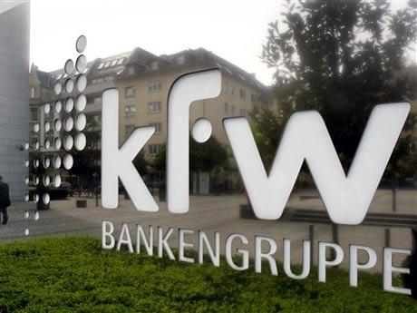 Банк Kreditanstalt für Wiederaufbau