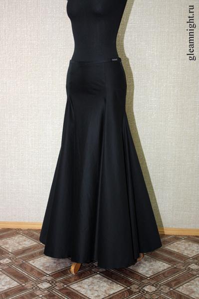 Расход ткани в юбку годе