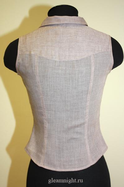 Белая блузка синяя юбка с доставкой