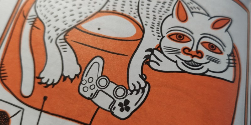 Иллюстрации Дани Берковского. На них всё — от котиков до имперских штурмовиков — помогает усваивать мысли
