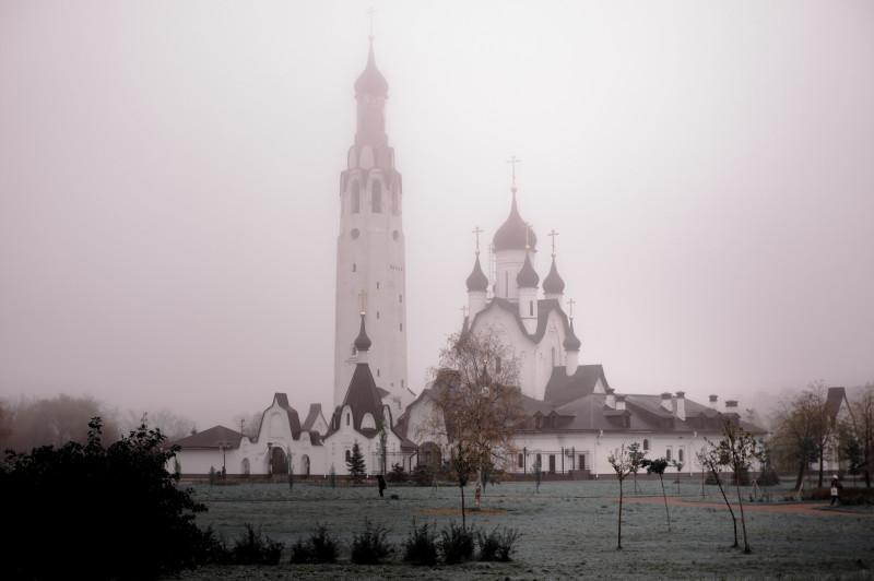 Петровская церковь на улице Подвойского