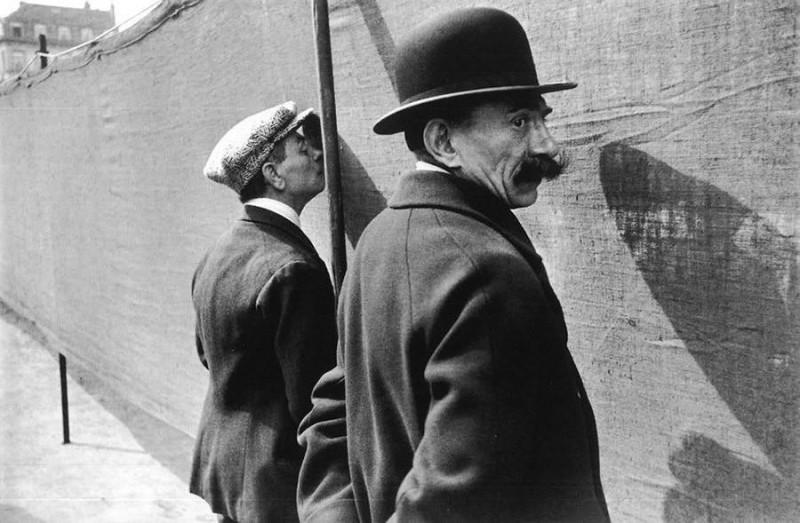 Картье-Брессон, Брюссель, 1932