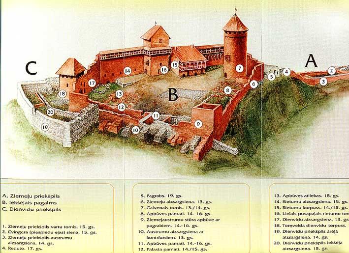 Замок из дерева своими руками чертежи