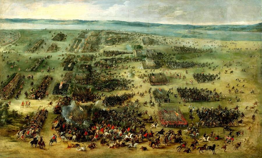 17 сентября 1605 победа при Кирхгольме