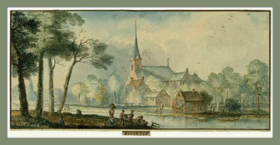 Амстердам, Амстелланд и господа ван Амстел. Часть 10. Бароны ван Эйссельштейн-3.
