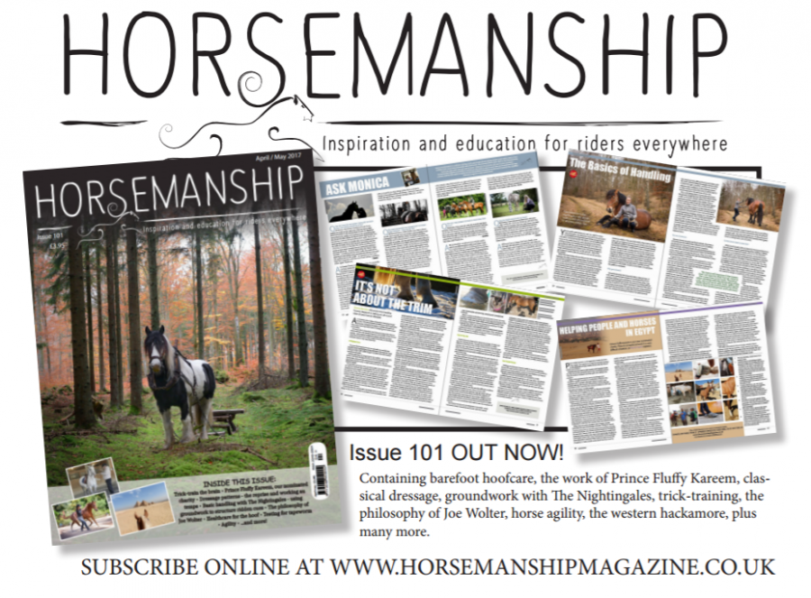 Horsemanship Magazine issue 101