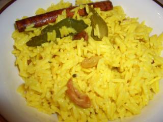 Bengali Pilau Rice