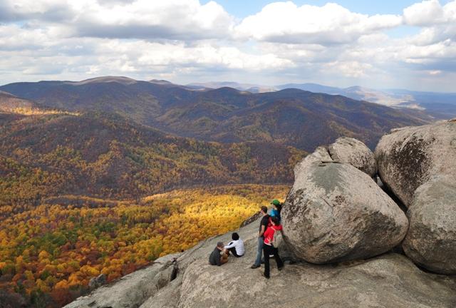 USA, hike 121_s mount