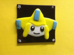 Finished Jirachi Tile