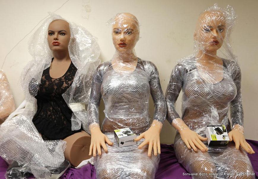 Фабрика силиконовых кукол