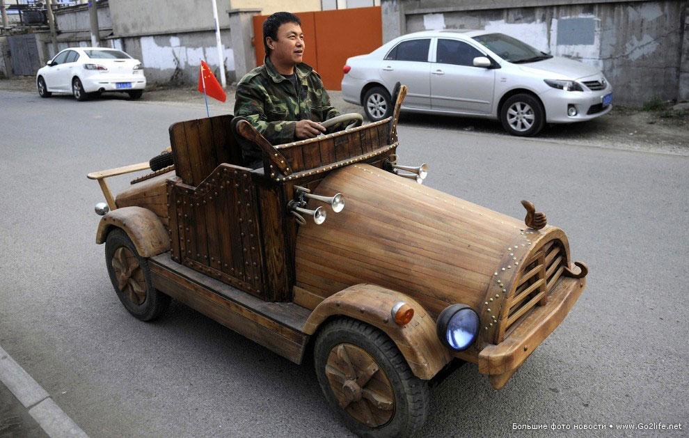 Самоделкины из Китая