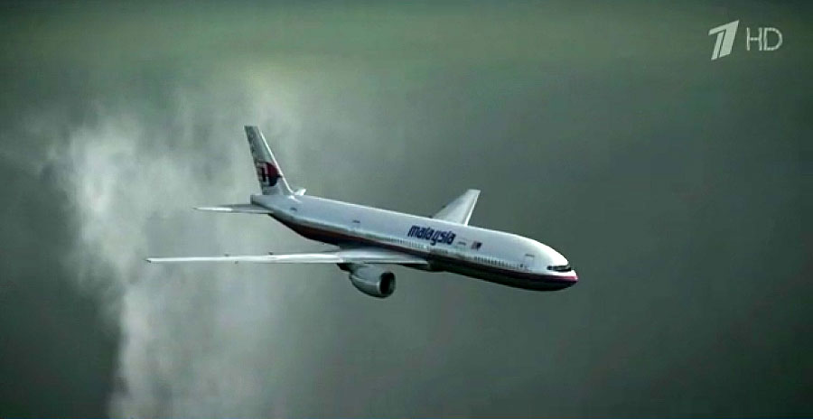 Кому было выгодно сбить Boeing 777