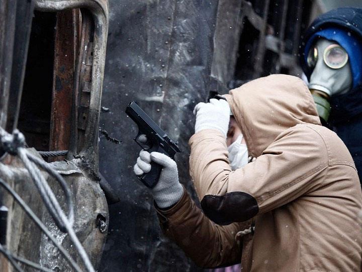 Евромайдан: вся правда о забастовках в Киеве!