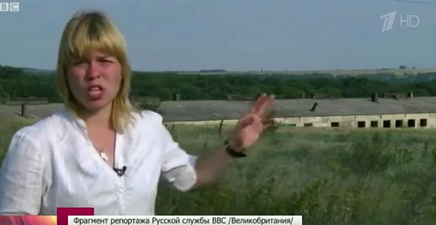 BBC убрала со своего сайта неудобный репортаж из Донбасса