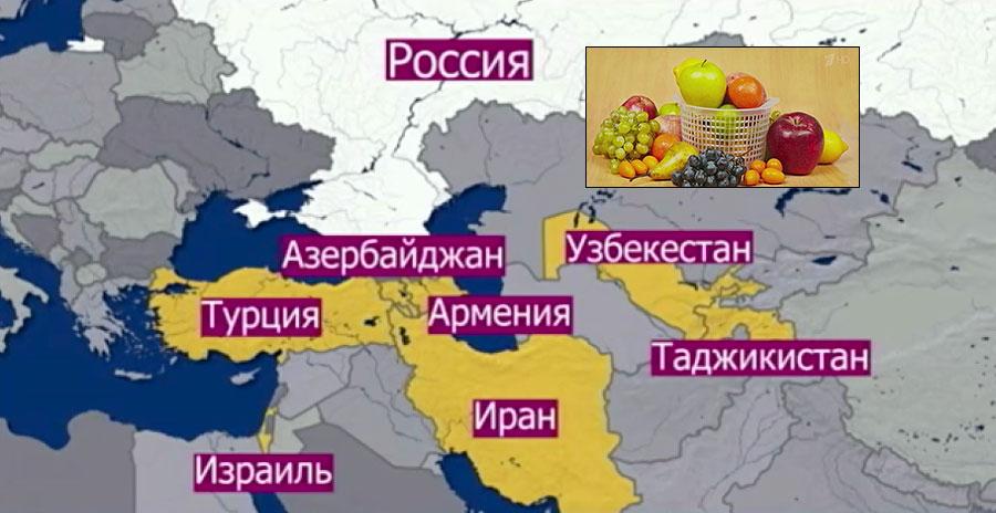 Потери Европы от санкций