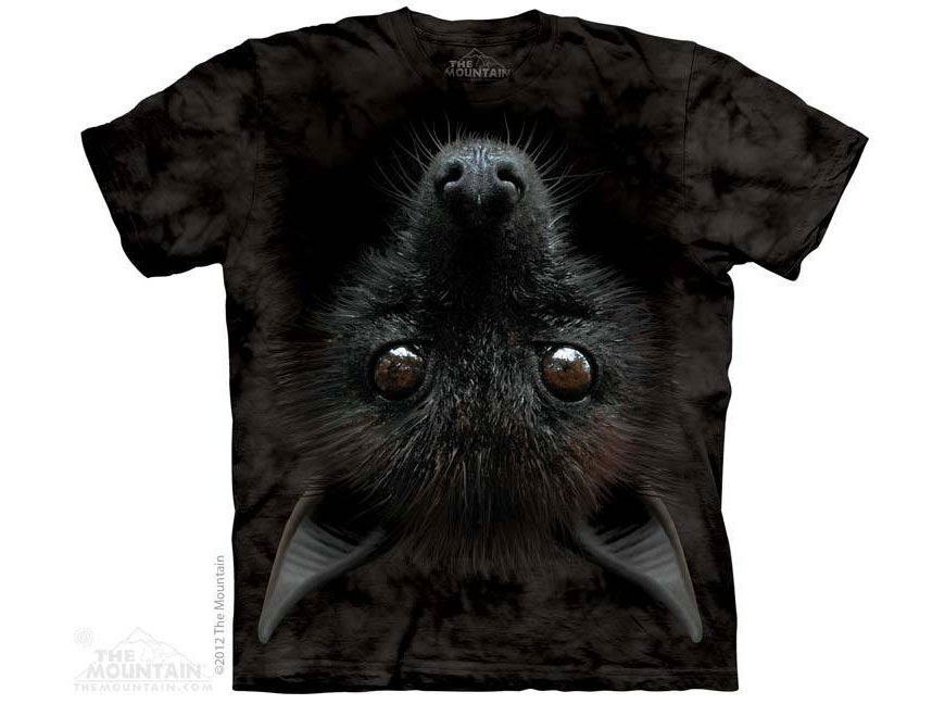 футболки с животными