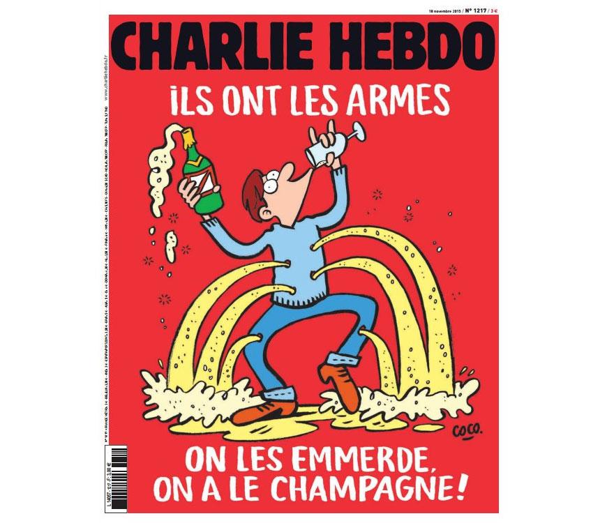 ���������� Charlie Hebdo