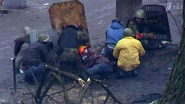 Анализ снайперской стрельбы по людям в центре Киева