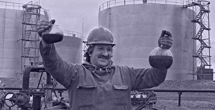 График дня: нефть стоит как накануне распада СССР