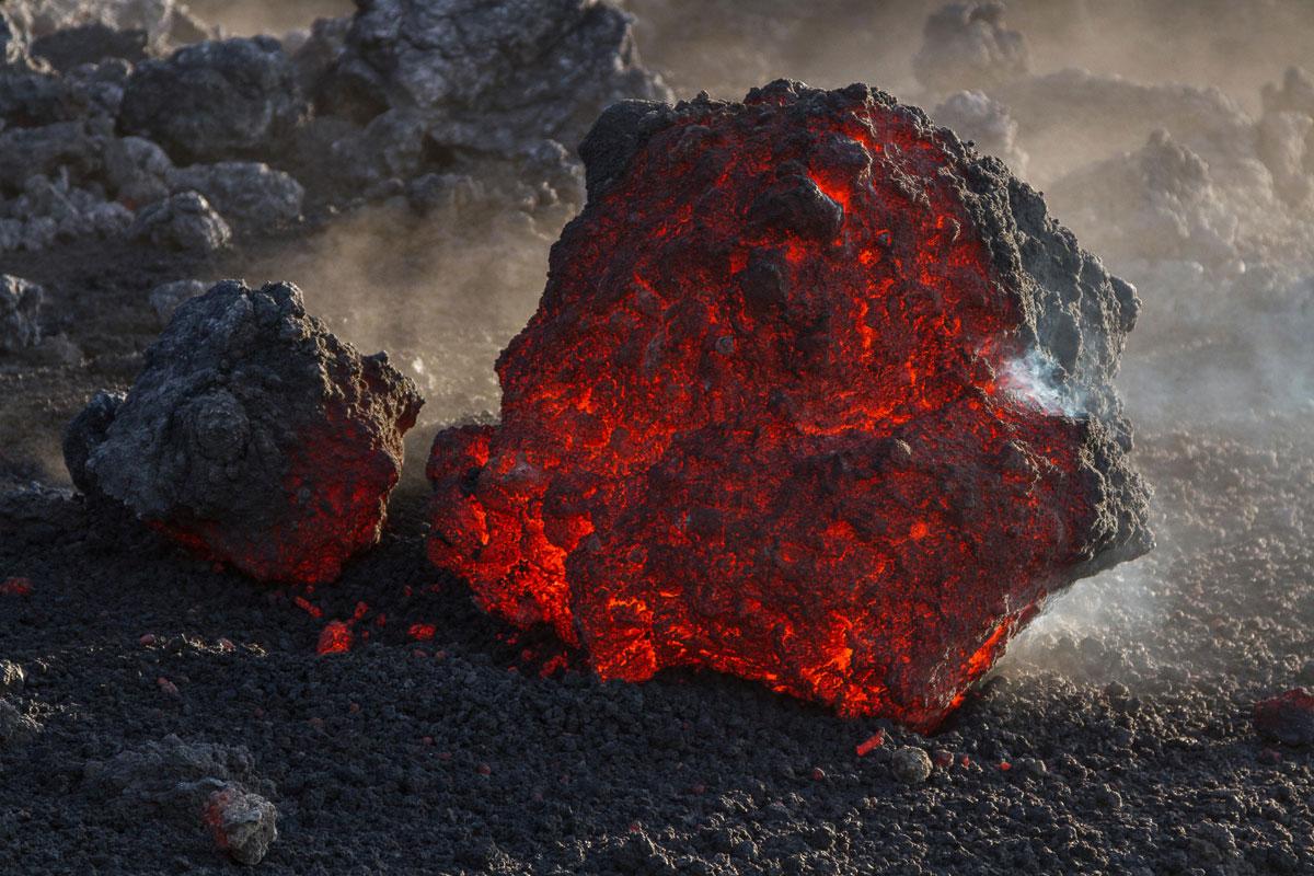 Уходящий 2015 был годом мощнейших извержений вулканов