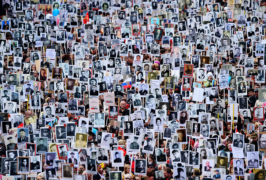 35 ситуативных эмоциональных снимков за 2015