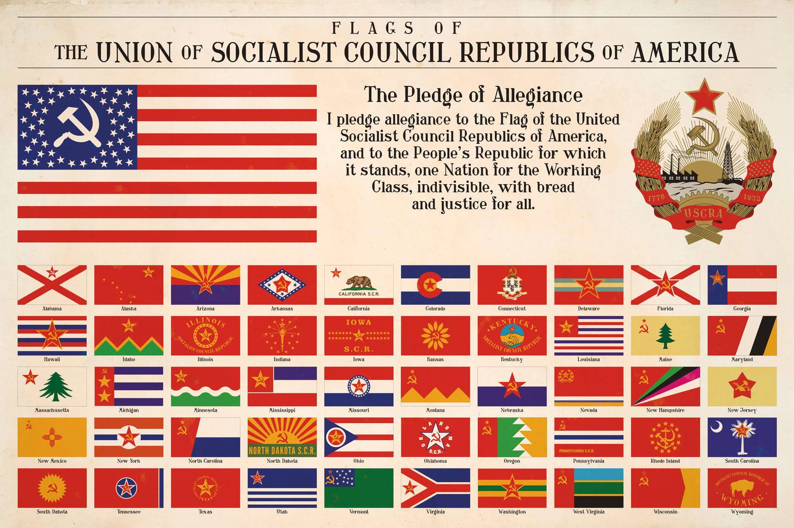США первыми перейдут к социализму