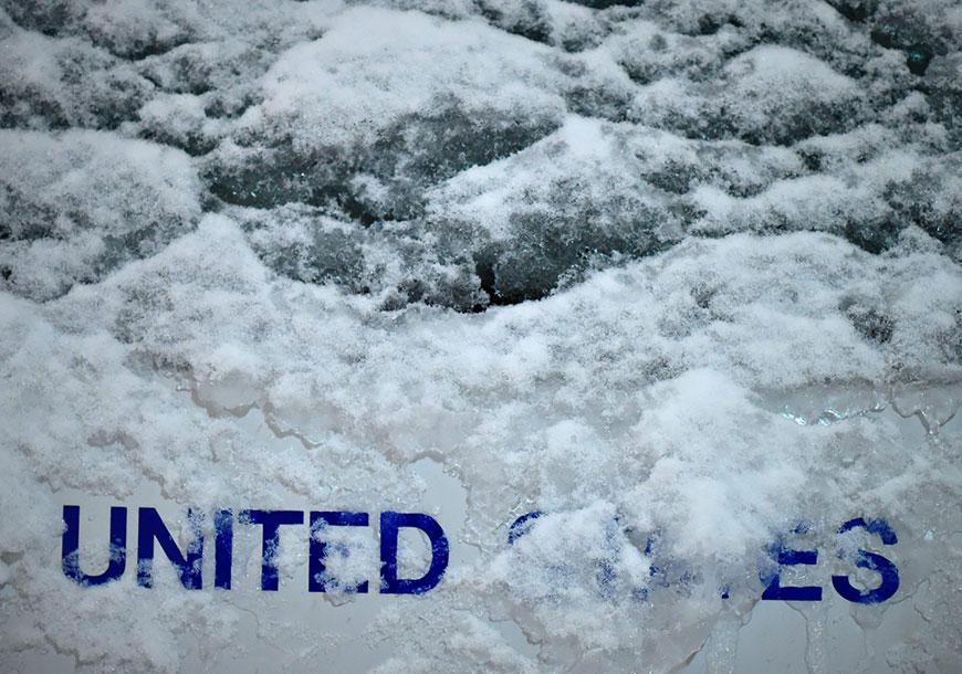 США накрыла снежная буря века